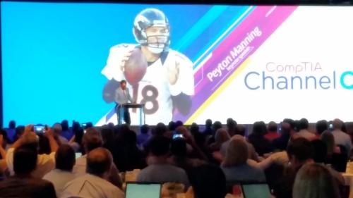 Peyton Manning CompTIA