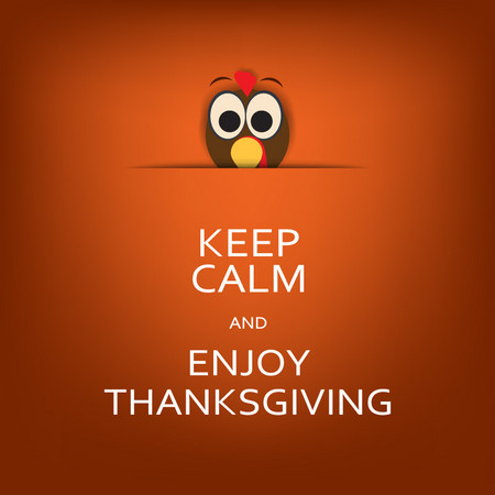 Enjoy Thanksgiving!